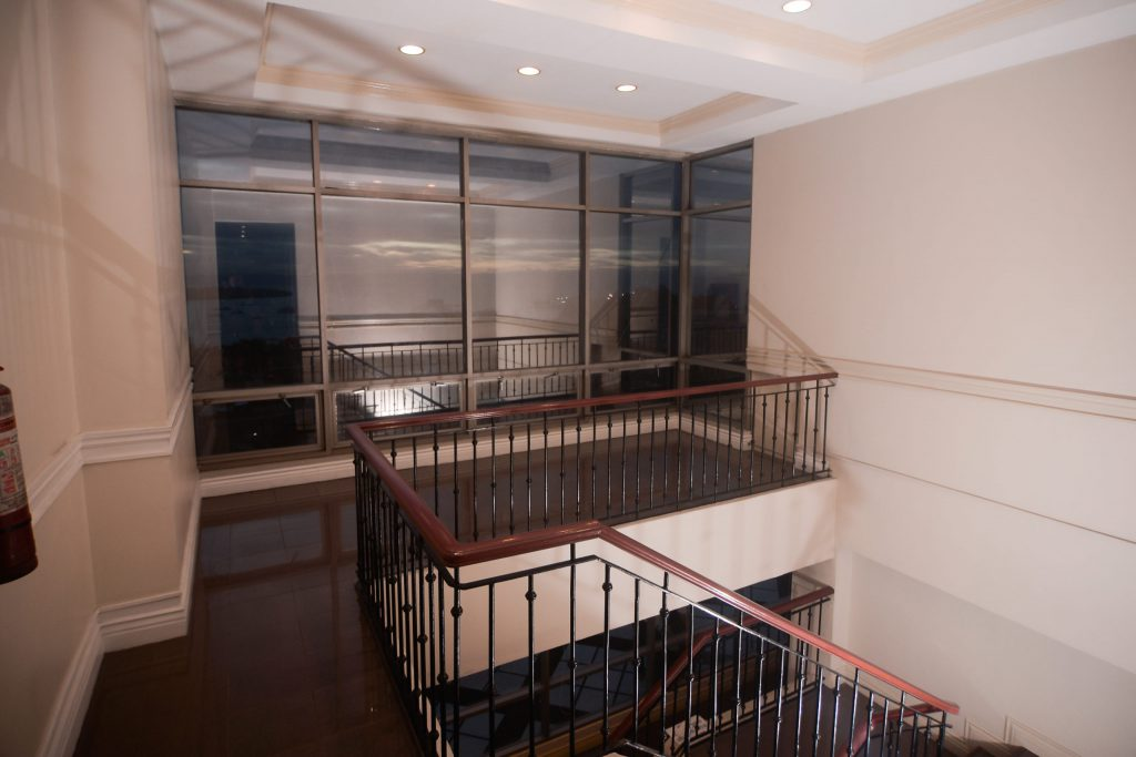 Penthouse Presidential Hallway