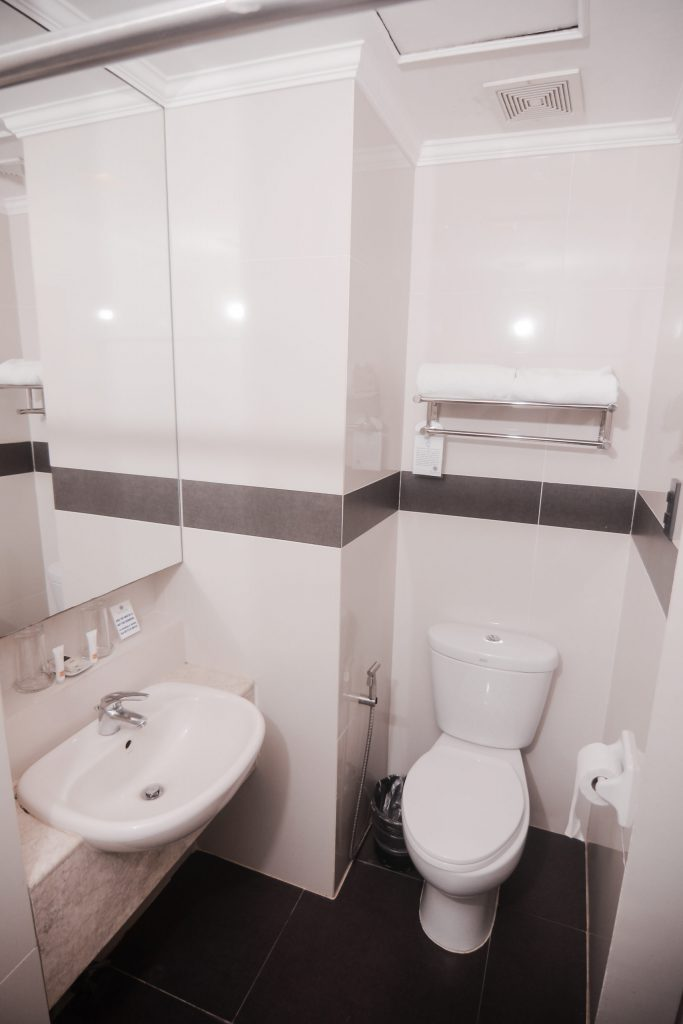 Superior Sink and Toilet